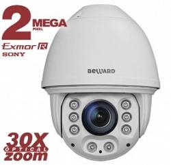 Уличная купольная IP видеокамера Beward B96-30H