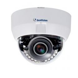 Купольная IP видеокамера GeoVision GV-EFD2101