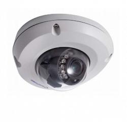Уличная купольная IP видеокамера GeoVision GV-EDR1100-0F