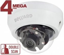 Купольная IP видеокамера Beward BD4640DR