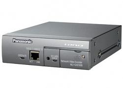 Panasonic  WJ-GXE500E 4-х канальный IP-кодер с двойным выходом.