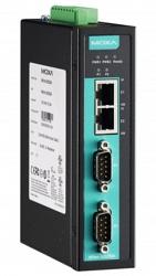 2-портовый асинхронный сервер MOXA NPort IA5250A-T