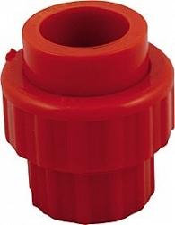 Пласт. переход прямой для трубы 25 mm - Vesda/Xtralis PIP-003 (комплект 10шт)