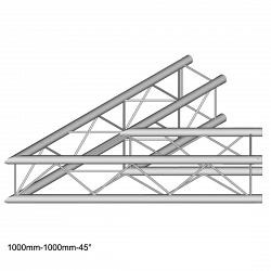 Металлическая конструкция Dura Truss DT 24 C19-L45 45