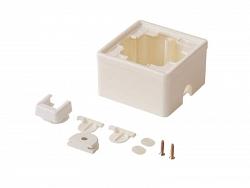 Коробка для поверхностного монтажа