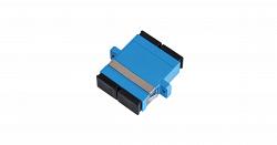 Адаптер волоконно-оптический NIKOMAX NMF-OA2SM-SCU-SCU-2