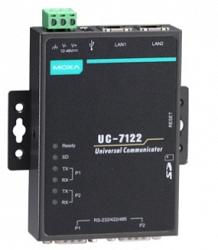 Компактный встраиваемый компьютер MOXA UC-7122-T-CE