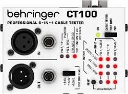 Звуковой тестер Behringer CT 100