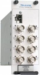 Восьмиканальный приёмник видеосигналов Teleste CRR810S