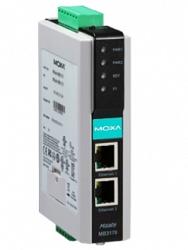 1-портовый преобразователь MOXA MGate MB3170
