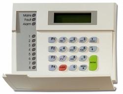 Клавиатура c ЖК-дисплеем GE/UTCFS     UTC Fire&Security   ATS1105