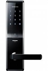 Замок дверной Samsung SHS-5230XBK/EN Black