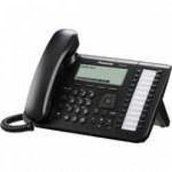 Проводной SIP телефон Panasonic KX-UT136RU-B