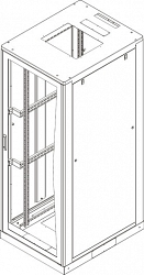 Серверный шкаф каркас TLK TFE-336010-XXXX-BK