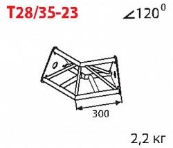 Стыковочный угол IMLIGHT T28/35-23
