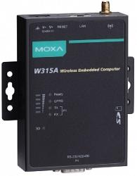 Компактный встраиваемый компьютер MOXA W315A-LX