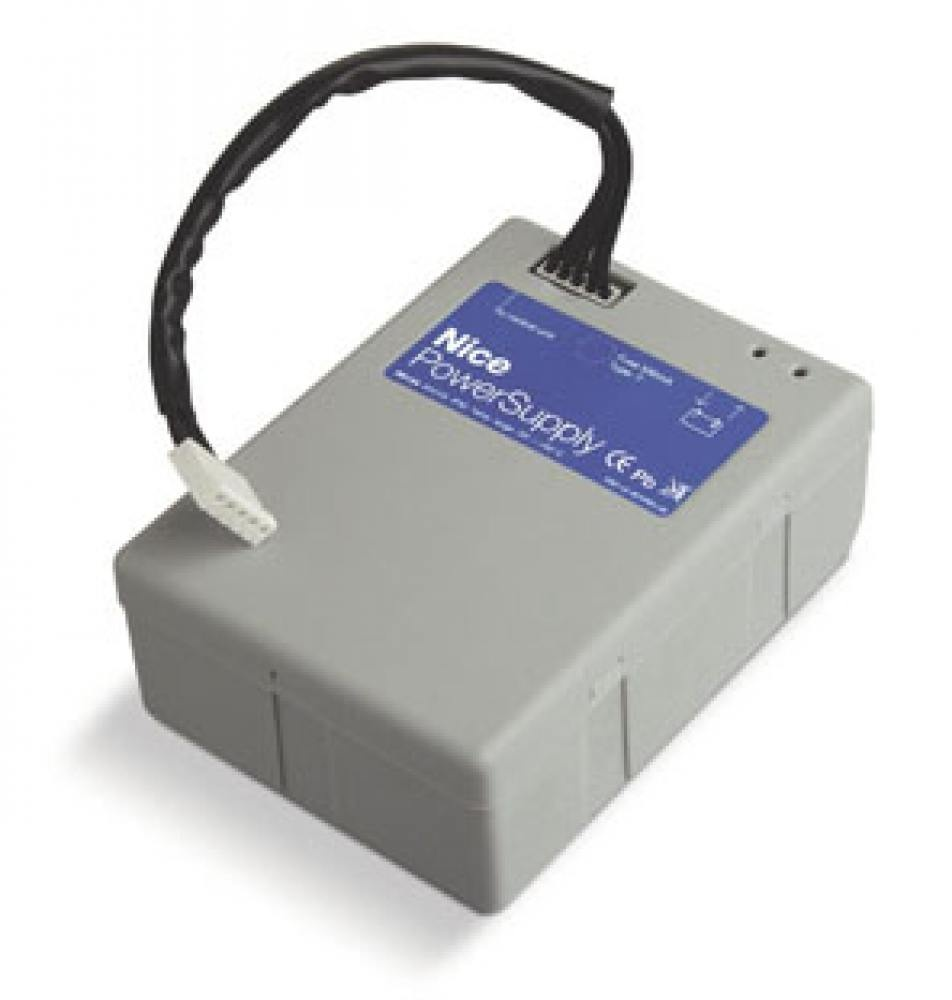 Аккумуляторная батарея резервного питания (для приводов Wingo2024, 3524 и Pop)  NICE PS 124