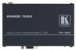 Передатчик VGA сигнала TP-104HD