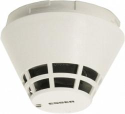 Комбинированный двойной оптический дымовой/ термомаксимальный извещатель - Esser 801374
