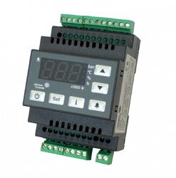 Контроллер для монтажа на DIN рейку
