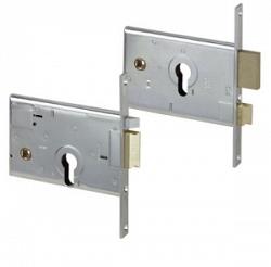 Замок для алюминиевых дверей     CISA     14017.60.1
