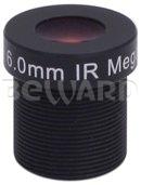 Объектив для видеокамеры  Beward  BL06018BIR-WF