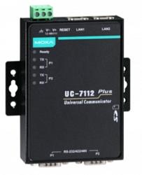 Компактный встраиваемый компьютер MOXA UC-7112-LX Plus