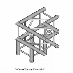 Сценическая конструкция DURATRUSS DT 34-C30-LD