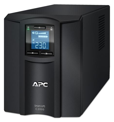 Источник бесперебойного питания Smart-UPS C 2000 ВА APC SMC2000I