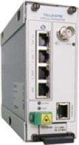 Одноканальный передатчик видео-аудио-данных-тревоги Teleste CRT161