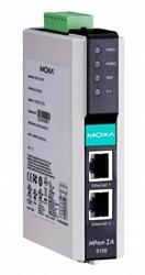 1-портовый асинхронный сервер MOXA NPort IA-5150-T-IEX