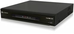 16 канальный гибридный видеорегистратор Alteron KR166
