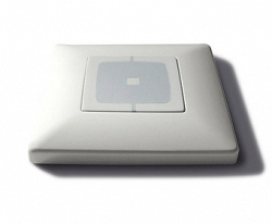 Корпус Opla квадратный белый NICE WSW