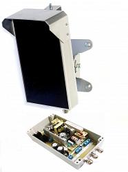 ИК-Прожектор ПИК 400/И60 с БПУ