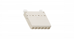 Кассетный модуль-вставка NIKOMAX NMC-CJ06SA2-1S-MT