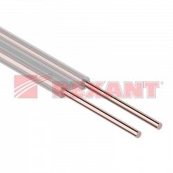 Телефонный кабель ТРП 2*0,4мм (Rexant 01-5502)