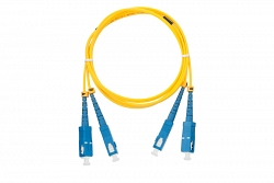 Шнур волоконно-оптический NIKOMAX NMF-PC2S2A2-LCU-LCU-003