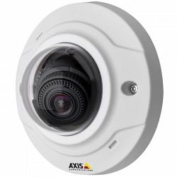 Купольная антивандальная IP видеокамера - AXIS M3004-V (0516-001)