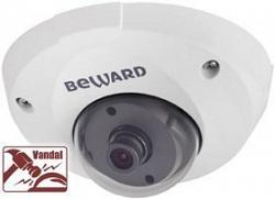 Уличная антивандальная IP видеокамера Beward CD400