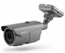 Уличная корпусная мультиформатная видеокамера Praxis PB-7115MHD 2.8-12