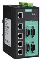 4-портовый асинхронный сервер MOXA NPort S8455I