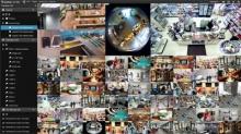 Комплексная система управления видео GeoVision GV VMS до 64 каналов(3rd party)  лицензия на 34 IP камеру сторонних производителей
