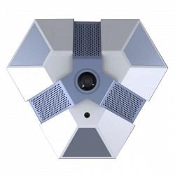 Купольная IP FishEye камера BSP 2MP-DOM-1.8