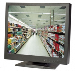 "17"" LCD/TFT видеомонитор Smartec STM-175"