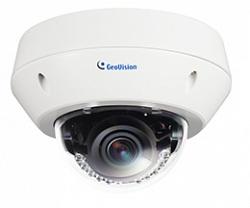 Уличная купольная IP камера Geovision GV-EVD3100
