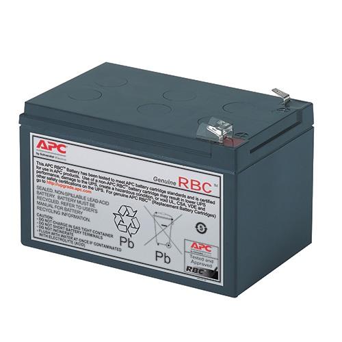 Сменный батарейный картридж APC №4 RBC4