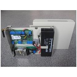 Контроллер охраны по радиоканалу SOAR-4-GSM БОКС