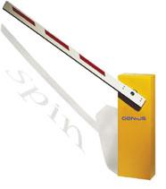Шлагбаум электромеханический (стойка)  -  Genius SPIN 6 (6130005)