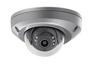 Уличная купольная IP-видеокамера для транспорта HIKVISION DS-2CD6510DT-I