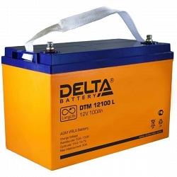 Аккумуляторная батарея Gigalink DTM12100L